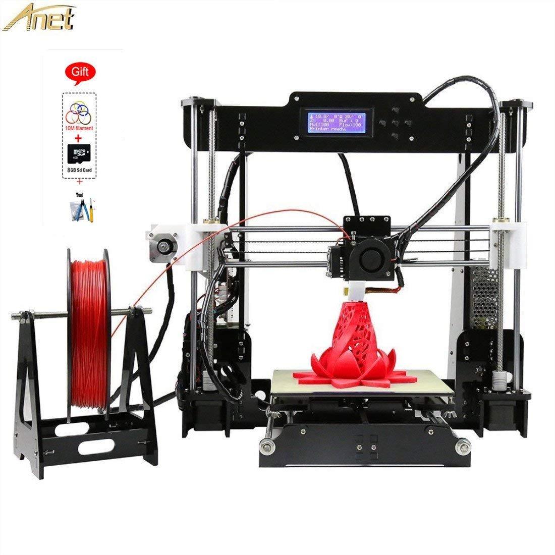 Anet A8 impresora 3d soporte Kit de bricolaje material de ...
