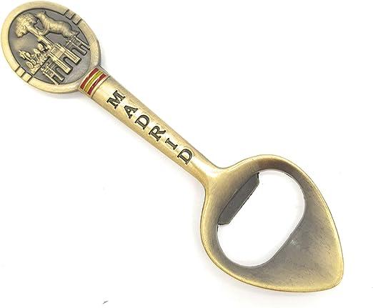 MovilCom® - iman Nevera| Figuras magneticas | imanes Nevera Personalizados de Madrid | diseño Exclusivo Recuerdo de España (Mod.005): Amazon.es: Hogar