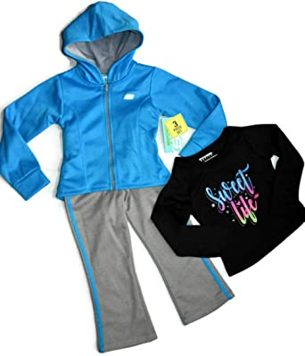 Skechers Active Kids 3pc Pants \u0026 Hoodie