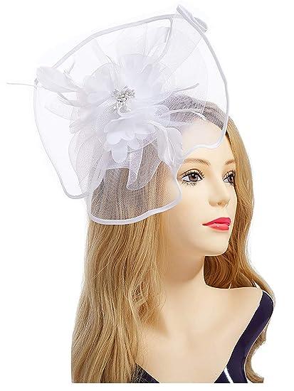 1f8cf769942eb Aiskki Fascinator Hat