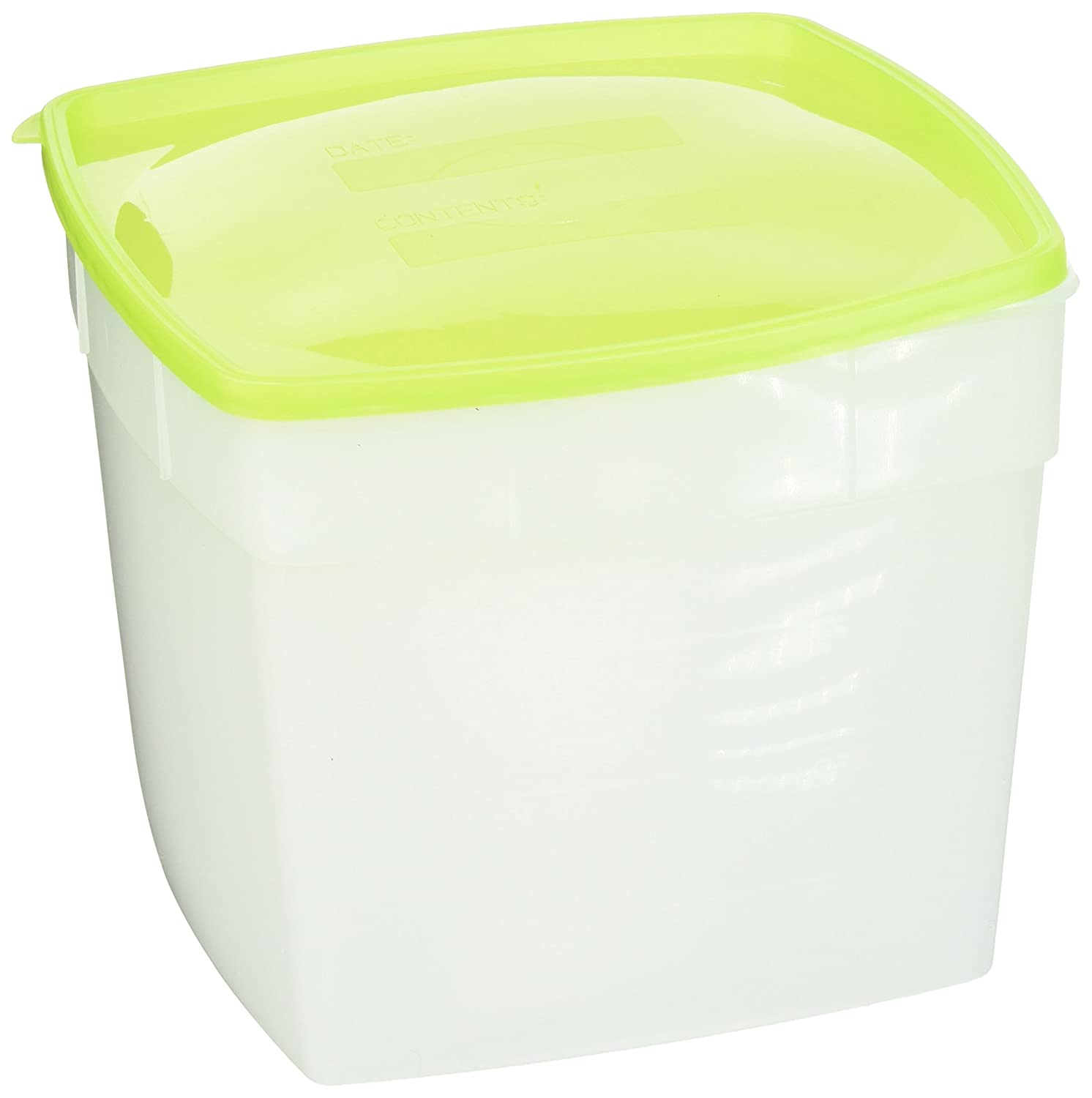 Arrow Home Products 04505 2PK 1/2 Gallon Freezer Container
