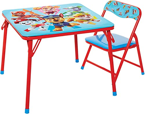 Paw Patrol Jr. Activity Table Set