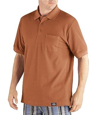 Dickies - Camisa de trabajo Polo de manga corta para hombre ...