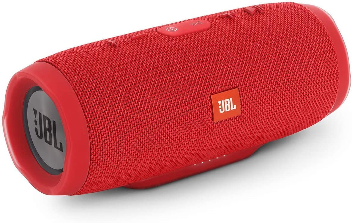 LuckyNV Travel protettiva silicone custodia per JBL Charge 3 Caso Bluetooth altoparlante Rosso