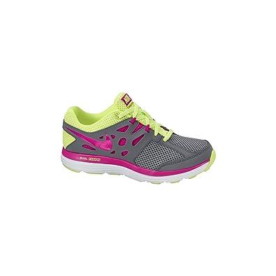 427629b21423fc Nike dual fusion lite (PS GS) athletic shoes big girls (4Y)