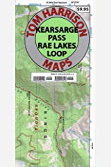 The Kearsage Pass Mpa Map