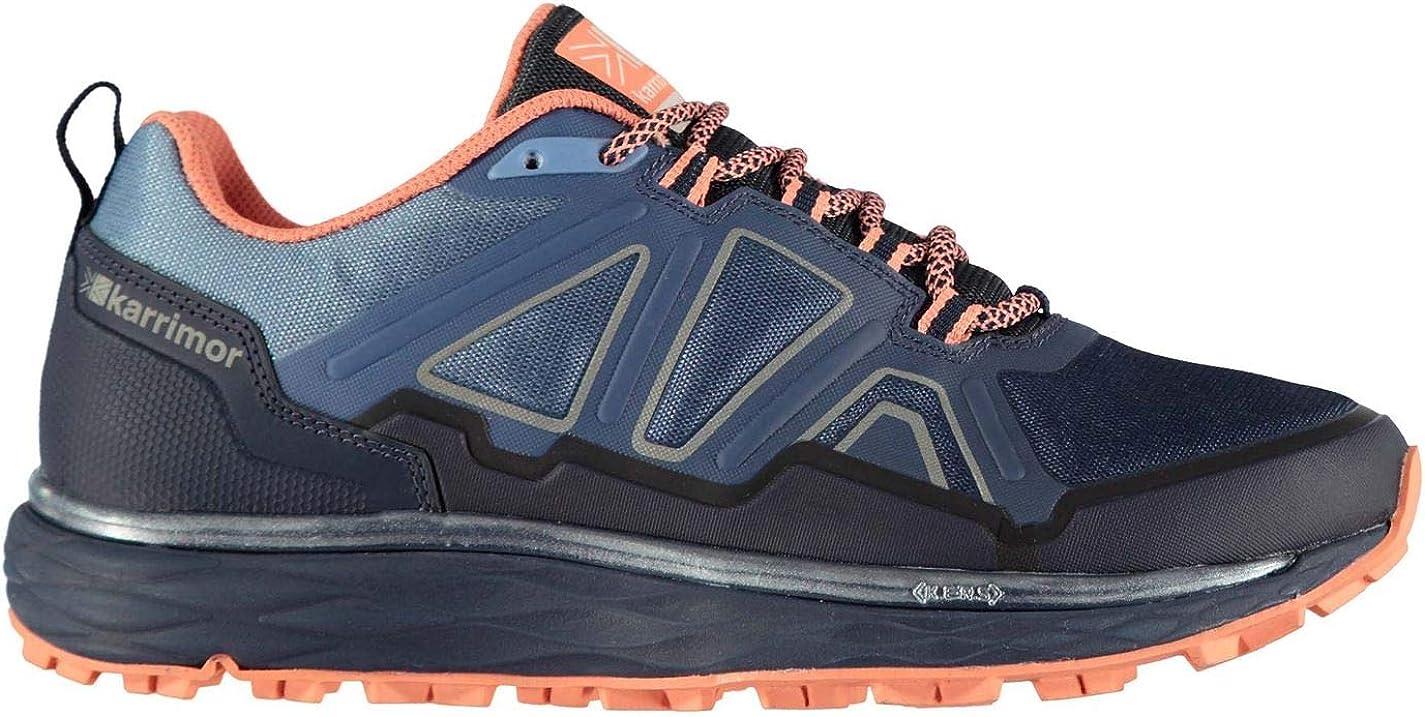 Karrimor Mujer Rapid 2 Zapatillas Deportivas De Trail Running Navy/Peach 38 EU: Amazon.es: Zapatos y complementos