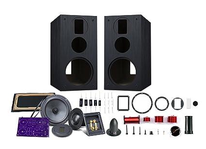 amazon com hivi diy 3 1a 3 1 bookshelf speakers near field rh amazon com