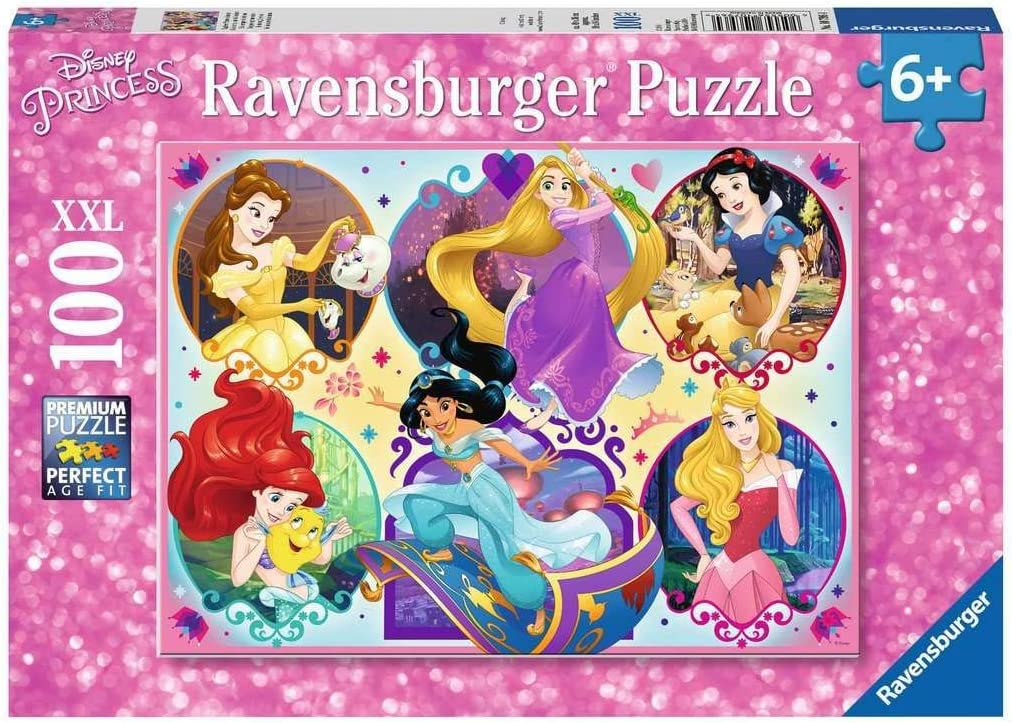 Disney Princess XXL 100pc Jigsaw Puzzle