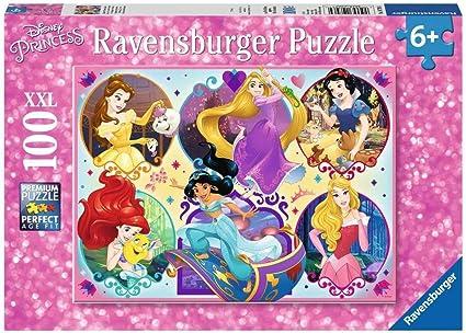 New Set of 4 Puzzles Disney Princess 48 piece each Kids Children Activity