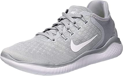 Nike Womens Flex 2017 Rn Low Top Slip On Wolf Grey White Volt Size 10 0 Sports Outdoors