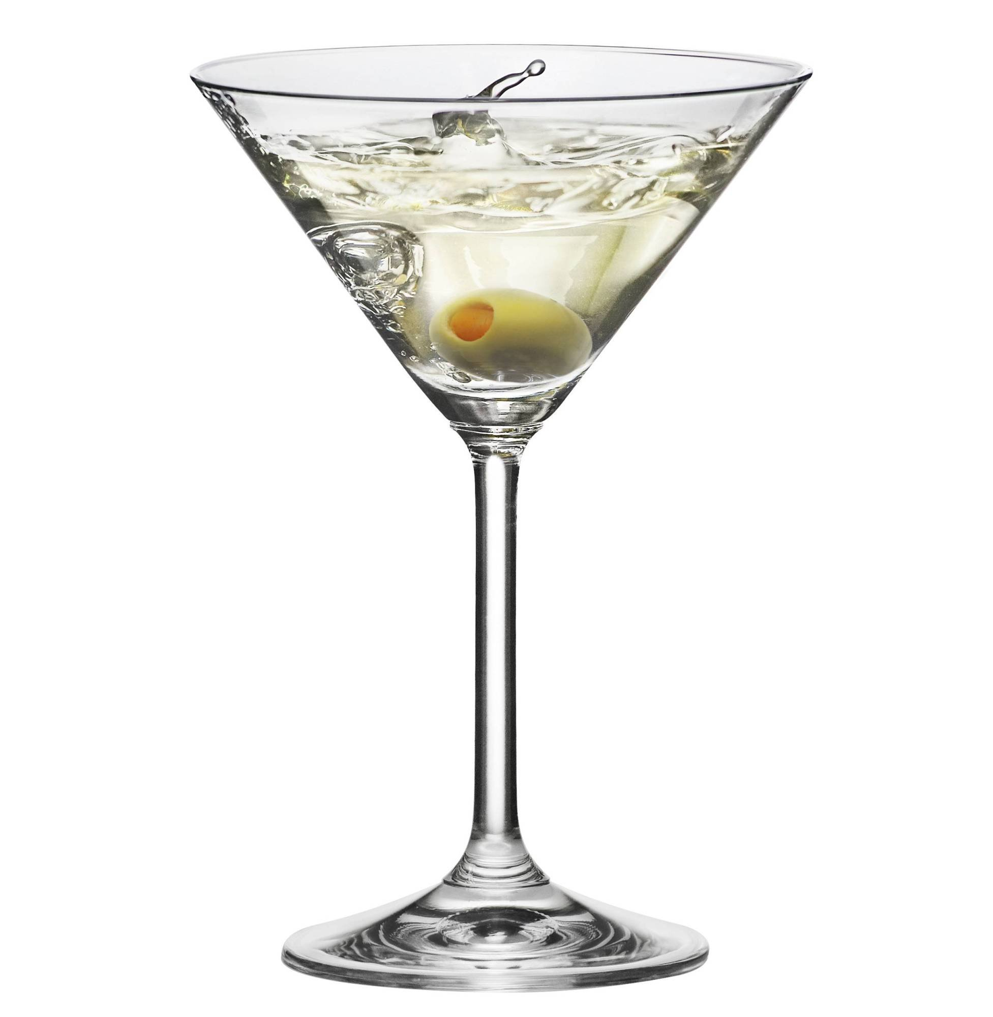 RONA RONA GALA Martini Glass 6 Oz. | Set Of 6