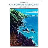 California's Wild Coast Note Card Box