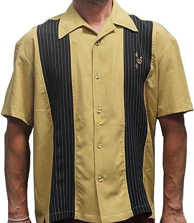 Steady Clothing - Camiseta de bolos, diseño vintage, color ...