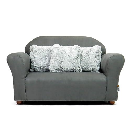 Keet Plush Childrens Sofa