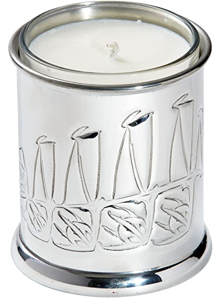 amazon com iluv pewter votive candle holder knox design engravable