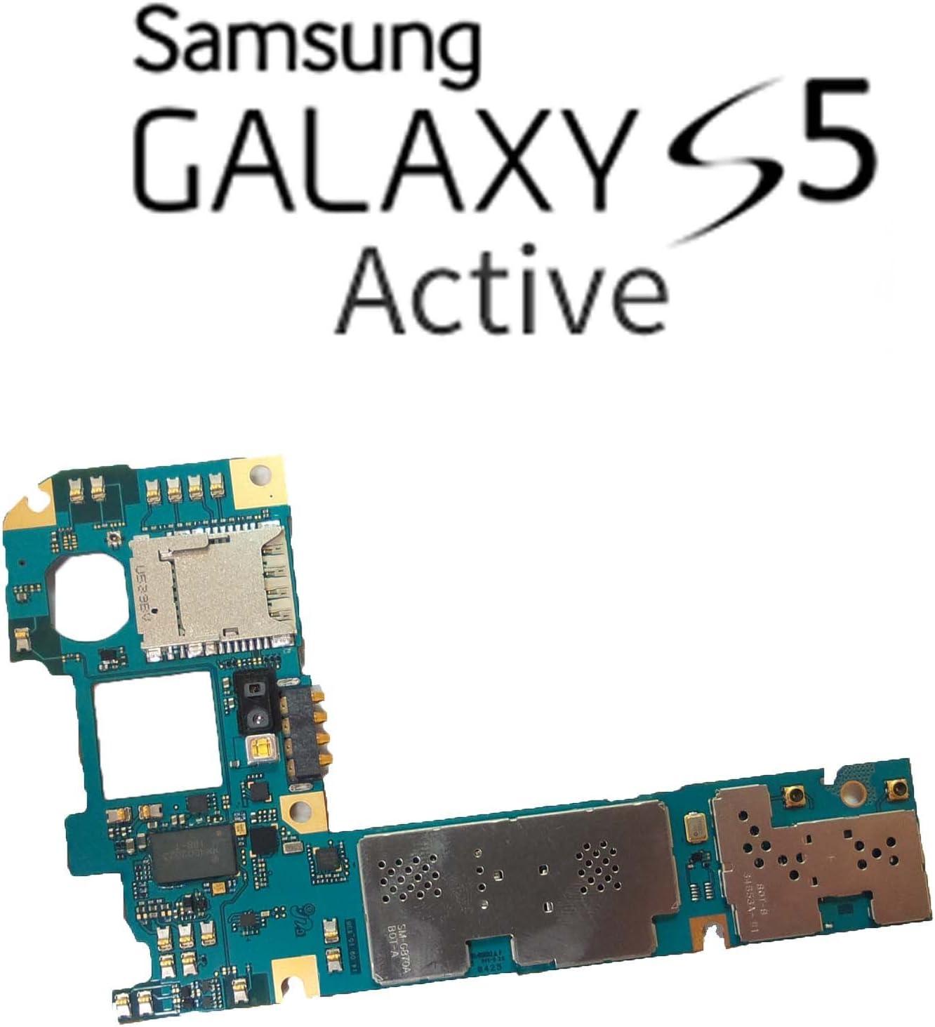 RBE Placa Base Motherboard Samsung Galaxy S5 Active SM G870F 16 GB ...