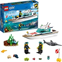 LegoCityDalış Yatı (60221)