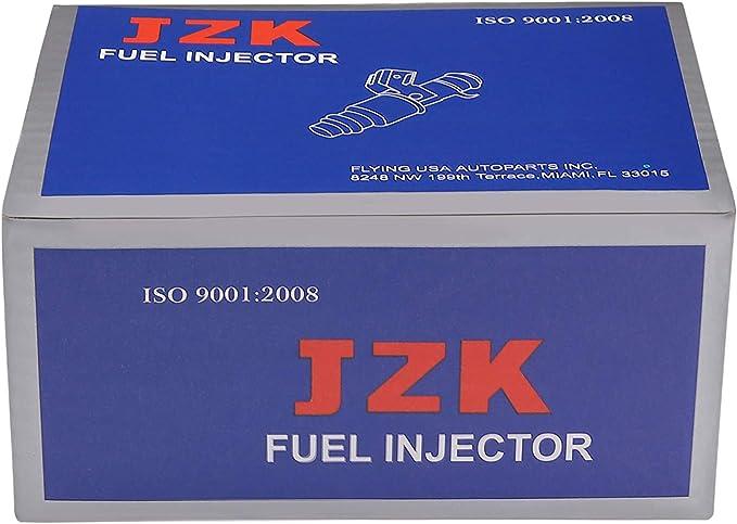 JZK Fuel Injectors 8pcs//Set MOSTPLUS D22-8 FJ10062 4G1659 for 2001-2007 GMC Cadillac /& Chevrolet 4.8L 5.3L 6.0L Fuel Injectors