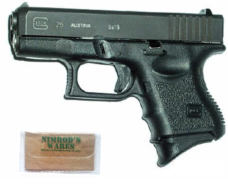 Amazon Com Pearce Grip Glock 26 27 33 39 Grip Extension Pg 26