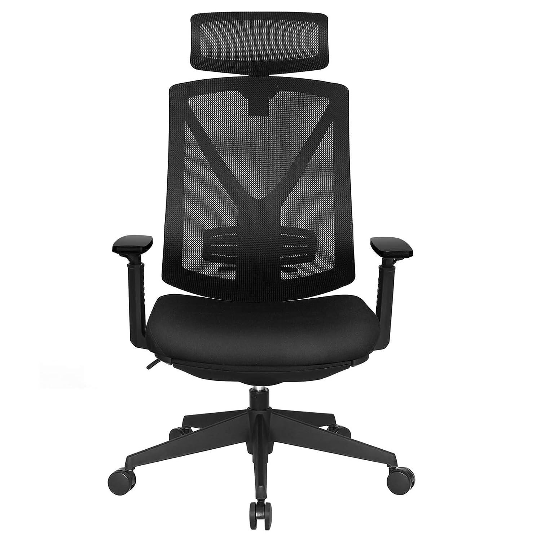 silla de escritorio ergonómica en Amazon