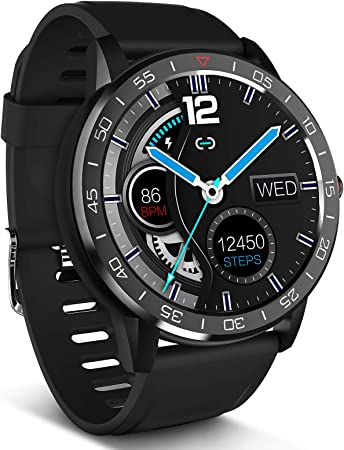 Cestmall Smartwatch Fitness Armband Uhr Voller Touch Elektronik