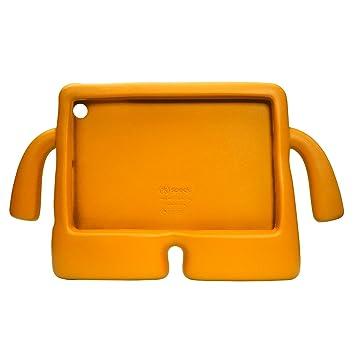 premium selection 9c14c 9436a Speck Products iGuy Protective Case for iPad Mini, Mango (SPK-A1516)