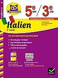 Italien 2e année 5e LV1 / 3e LV2: cahier de révision et d'entraînement