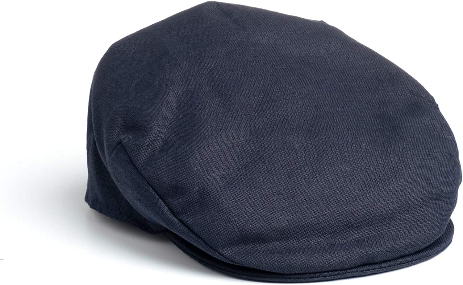 Hanna Hats Mens Vintage Irish Cap Linen