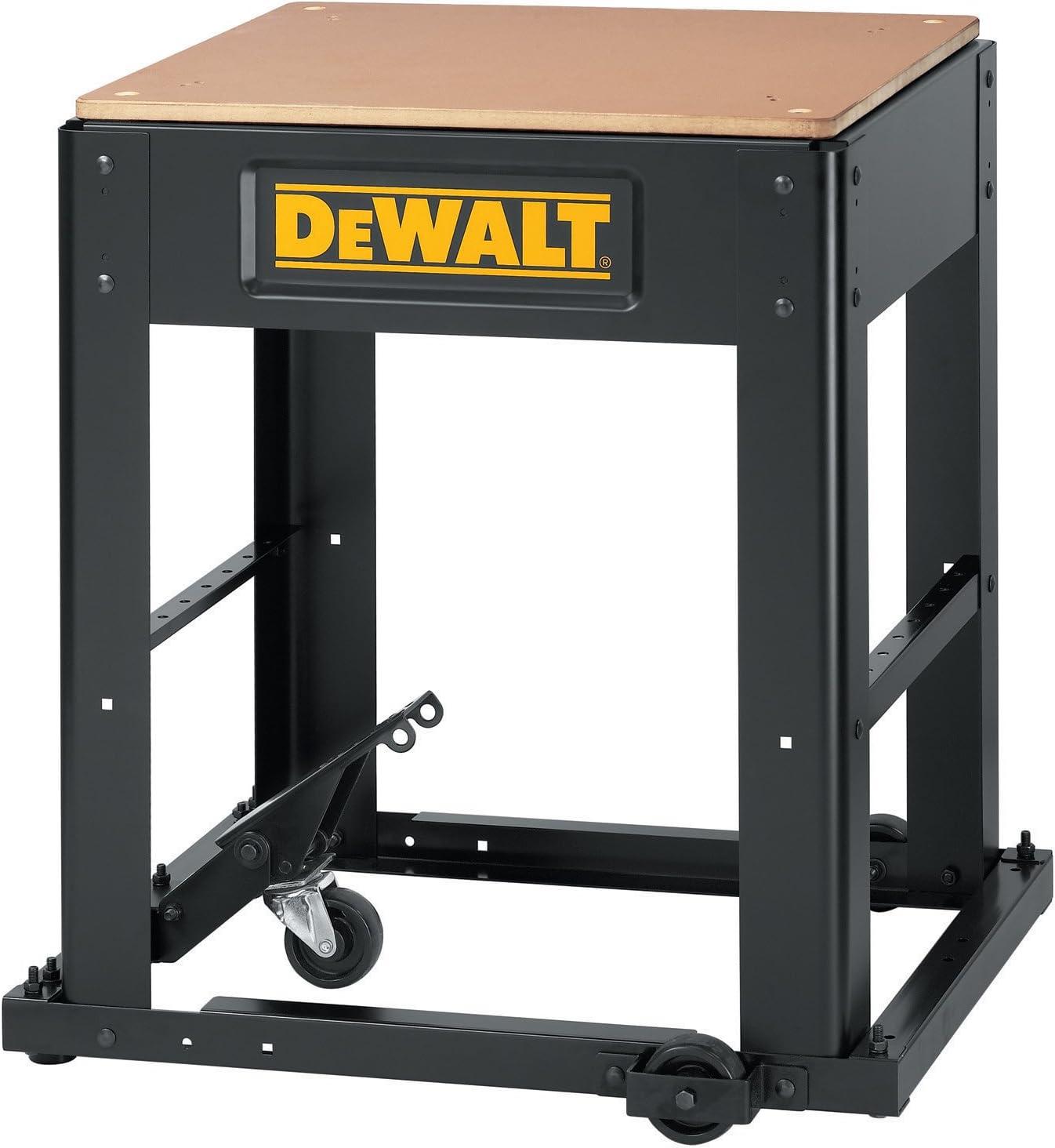 best drill press table: DEWALT DW7350 - a versatile choice