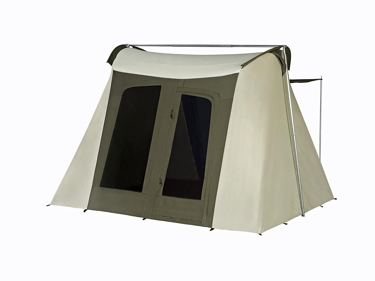 Amazon.com : Kodiak Canvas Flex Bow 6 Person Canvas Tent, Deluxe : Family  Tents : Sports U0026 Outdoors