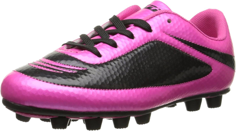 NEW-Vizari Soccer Cleats Shoes Kids Blue /& White-Sz Avail 8.5,9,9.5,12,13.5