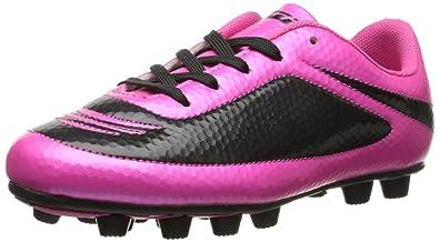 0389ad675344 Vizari Infinity FG 93344-8 Soccer Cleat (Toddler), Pink/Black,