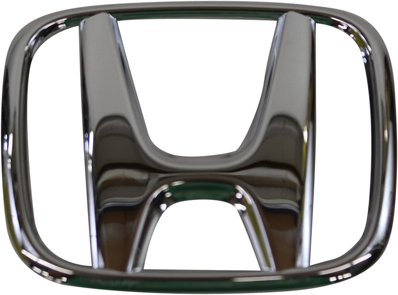 Honda Genuine Accessories 75700-TF0-000 Grille Emblem