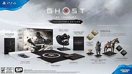 Ghost of Tsushima Collector's Edition - PlayStation 4