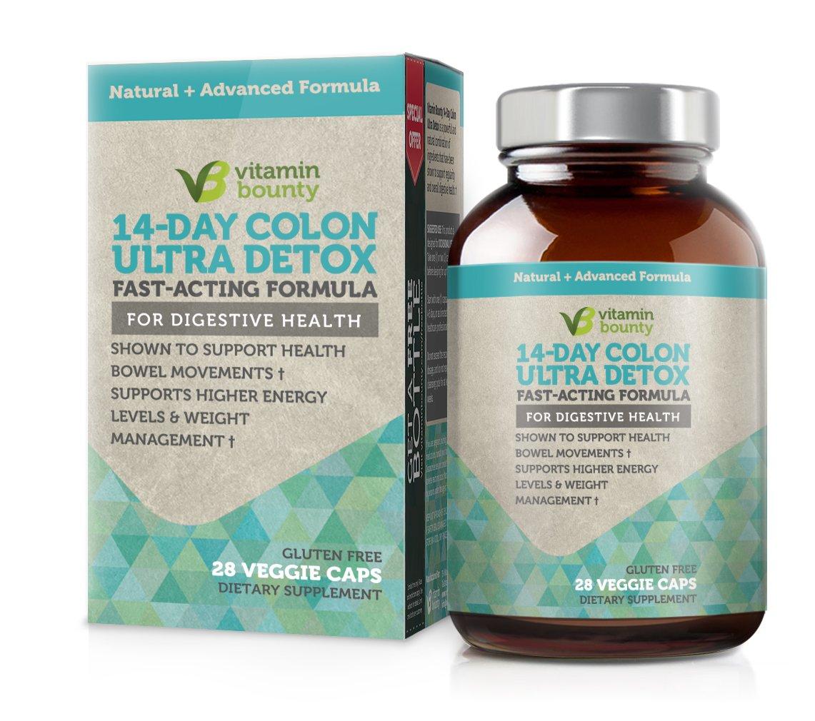 Vitamin Bounty - 14 Day Colon Detox & Cleanse