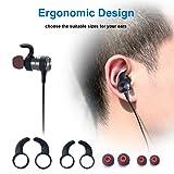 Bluetooth Headphones, ESTAVEL Wireless Sports