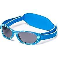 Kiddus Gafas de sol Baby para bebés NIÑOS chicos, desde 0 meses a 2 años, 100% protección UV, MUY CÓMODAS gracias a la…