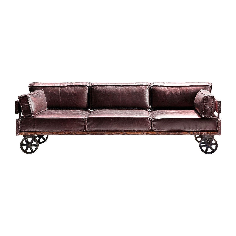 Kare Sofa Railway 3Sitzer, 78178, moderne, außergewöhnliche Lounge ...
