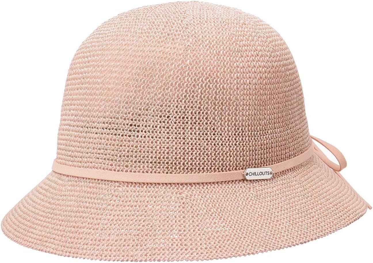 CHILLOUTS Estoril Cloche Straw Hat Women/´s Summer