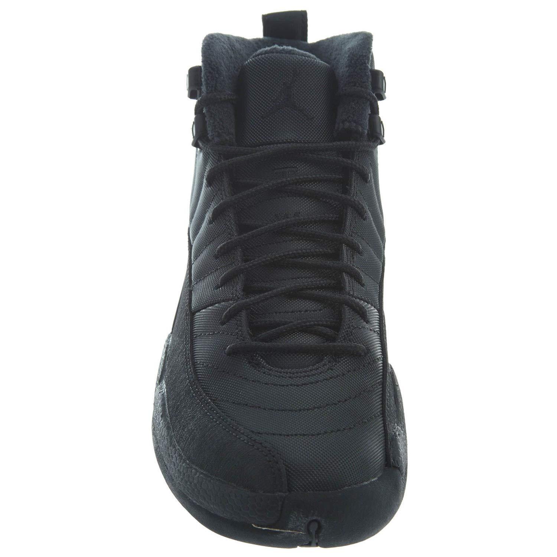a540f34ed1bd BQ6852-001 Nike Air Jordan 12 Retro WNTR GS Kids Casual Shoes Winterized  Black BQ6852-001 5Y