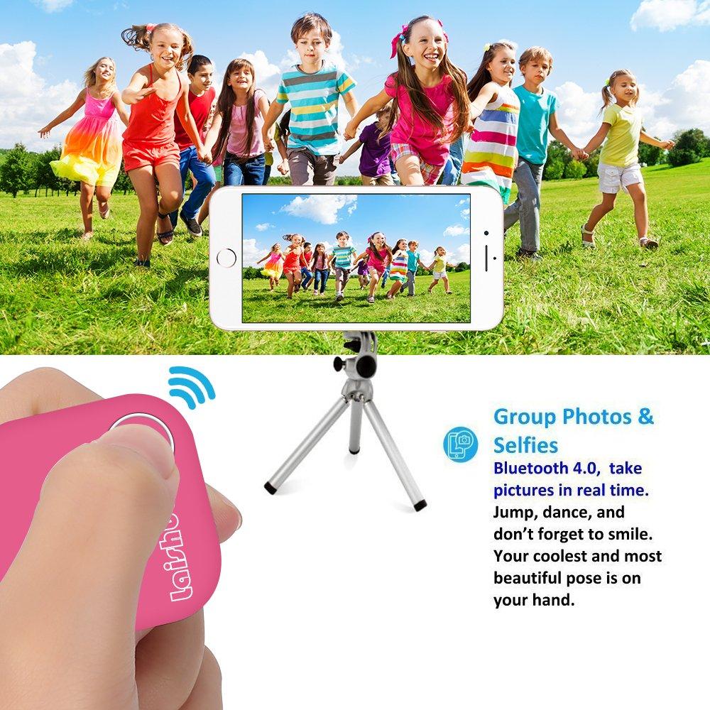 Bluetooth Tracker, Bluetooth keys Tracker, Bari Key Finder Tracking Wallet Key Bag Pet Dog Tracer Locator Alarm Patch GPS Locator for iOS/iPhone/iPod/iPad/Android by Bari (Image #7)