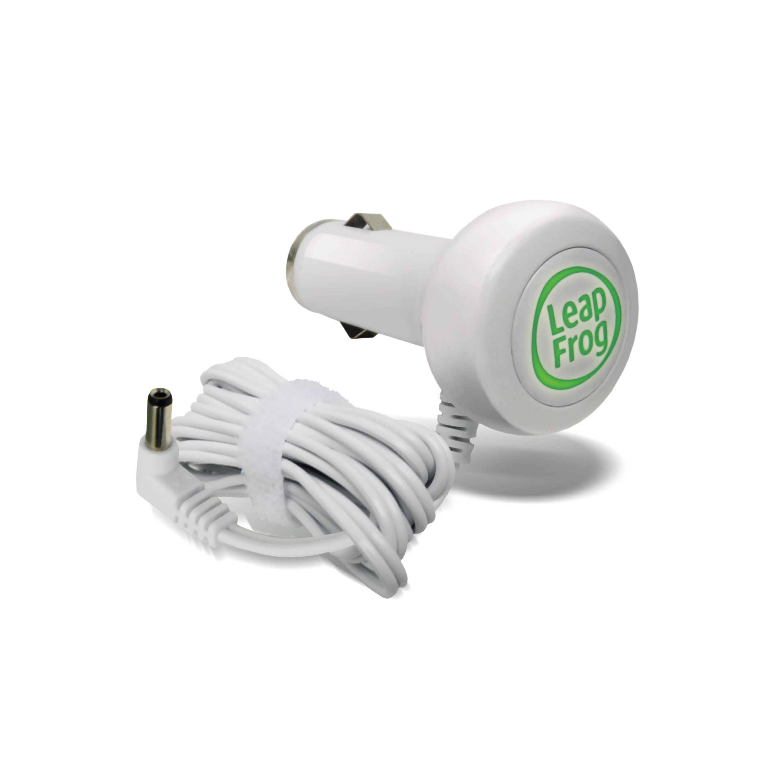 LeapFrog Car Adapter (Works with all LeapPad2 and LeapPad1 Tablets, LeapsterGS, and Leapster2) by LeapFrog