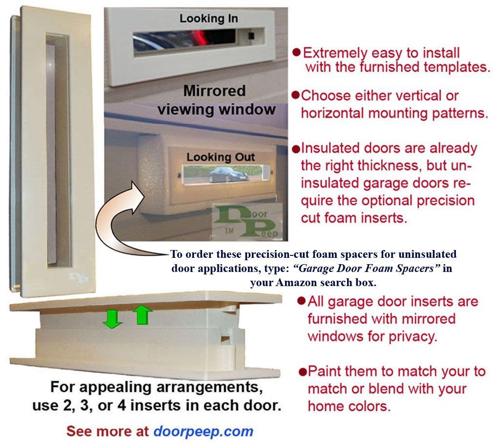 Garage door window inserts - Garage Door Window Inserts 24