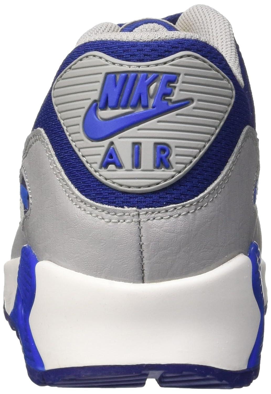 designer fashion 45c04 337cb Nike Air Max 90 Mesh (Gs), Unisex Kids  Sneakers, Blue (Blau), 6 UK (40  EU)  Amazon.co.uk  Shoes   Bags