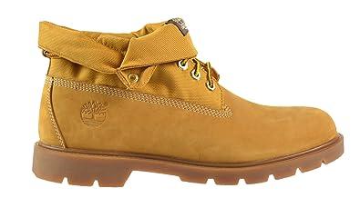 cb93302f Amazon.com | Timberland Basic Roll Top Men's Boots Wheat 6634a ...