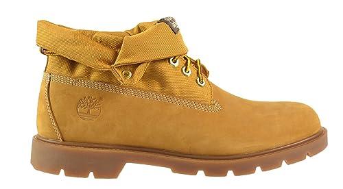 Timberland Basic Roll Top Men s Boots Wheat 6634a (12 D(M) ... d1b9ad1cf5c