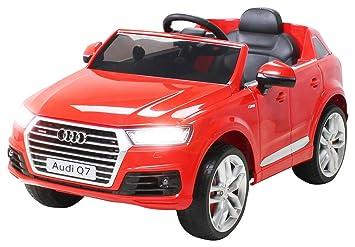 Actionbikes Motors Kinder Elektroauto Audi Q7 2017 Original Lizenz