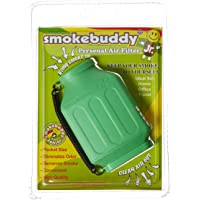 smokebuddy Jr Filtro de Aire Personal, Color Negro