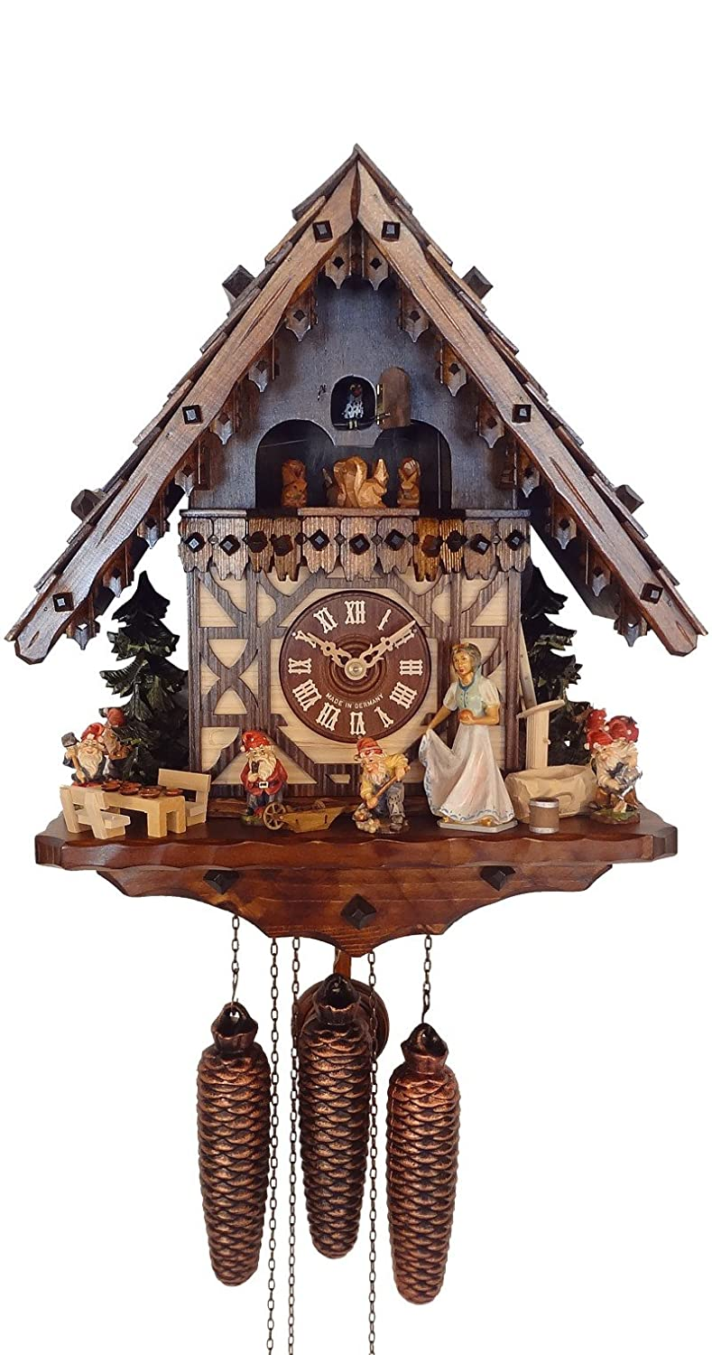 Amazon cuckoo clock snow white kitchen dining amipublicfo Images
